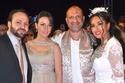 زواج الفنان خالد الصاوي من مي صبري في مارس 2012