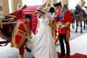 الأميرة كيت ميدلتون دوقة كامبردج وزوجها الأمير ويليام