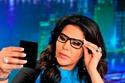 30 صورة  لفنانات بالنظارات الطبية من هي الأجمل؟