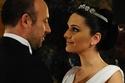 أجمل ثنائيات المسلسلات التركية في يوم زفافهم