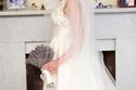 للعروس: مكياج وتسريحات شعر وفساتين عرائس من حفلات زفاف حقيقية على ليالينا