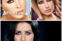 صور أجمل الفنانات بالعدسات اللاصقة من منهن بدت طبيعية أكثر؟