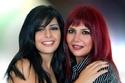 الفنانة صباح الجزائري مع ابنتها الفنانة رشا التقي
