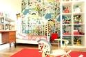 ورق جدران واكسسوارات مميزة لغرفة نوم طفلك