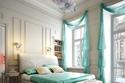 أفكار مميزة لستائر غرف النوم