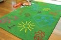 سجاد غرف نوم الأطفال تصاميم وأشكال متميزة