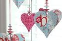 أفكار لتزيني بيتك بالقلوب في عيد الحب
