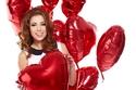 انثري بالونات الحب في الفالنتاين واجعليه هديتك البسيطة