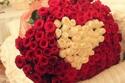 عبر عن حبك بأجمل الورود في عيد الحب
