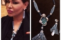 صور مجوهرات أحلام التي نالت إعجابها في مهرجان كارتييه