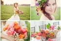 ألوان واتجاهات اكسسوارات حفل الزفاف لموسم ربيع 2014