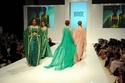 """المصممة هيا الفاضل تبدع في """"معرض العروس دبي"""""""