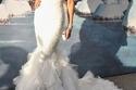 أجمل فساتين زفاف بقصة حورية البحر