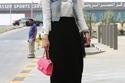 أزياء مدونة الموضة الكويتية دلال الدوب