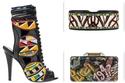 كيف تنسقين الحذاء المتعدد الألوان مع الاكسسوارات الأخرى؟