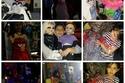 أجمل صور إلهام الفضالة وبناتها بمناسبة عيد ميلادها