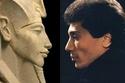 علي الحجار وقرينه الفرعوني