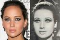 صور مشاهير من التاريخ يشبهون مشاهير اليوم بصورة كبيرة!