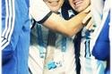 صور دموع الفرح لنجوم الأرجنتين بعد التأهل للنهائي