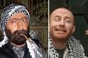 شخصية النمس وشخصية واوي للفنان مصطفى الخاني