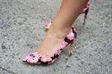 Floral Shoes - Summer 2014