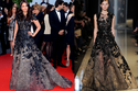 Celebrity Dresses Off Of The Runway