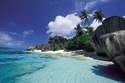Anse Source d' Argent Beach–Seychelles