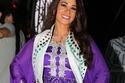 ديانا حداد خلال احتفالات العيد الوطني الإماراتي في دبي