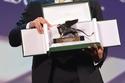 """فوز المخرج الأردني ناجي أبو نوَّار بجائزة أفضل مخرج عن فيلم """"ذيب"""" ٢"""