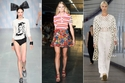 Trends in London Fashion Week for Spring-Summer 2015