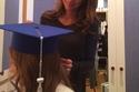 الملكة رانيا تضيف اللمسات الأخيرة قبل حفل تخريج ابنتها الأميرة إيمان