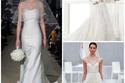 أجمل 15 فستان زفاف من عروض أزياء ربيع 2015