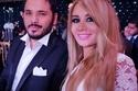 رامي عياش وزوجته داليدا عياش