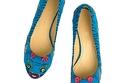 أحذية Charlotte Olympia لموضة خريف 2014 تستحضر الصيف