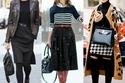 10 طرق لارتداء التنانير في هذا الشتاء