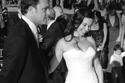 الإعلامية ريا أبي راشد وزوجها رجل الأعمال الإيطالي
