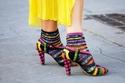 هل تعلمين أن الجوارب أيضاً يمكن أن تكون على الموضة؟؟