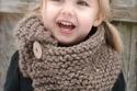 ملابس أطفال لصغيرتك هذا الشتاء