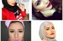 30 صورة لمكياج مدونات الموضة عبر الإنستغرام