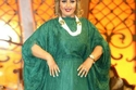 الفنانة هيا الشعيبي بفستان من توقيع المصمم يوسف الجسمي