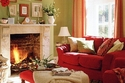 ديكورات واكسسوارات لغرفة الجلوس تشعرك بالدفء في موسم البرد