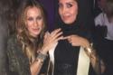 سارة جيسيكا باركر ترتدي من مجوهرات المصممة العالمية خلود الكردي
