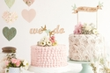 أفكار جديدة لكعكات زفاف بألوان الباستيل