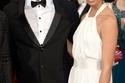 Jamie Foxx and Corinne Foxx