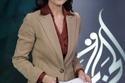 المركز الثاني لمذيعة قناة الجزيرة الإنكليزية غيدا فخري