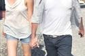 صور بيرين سات وزوجها كينان دوغلو أجمل ثنائي رومانسي في عيد الحب