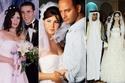 صور أجمل ثنائيات المشاهير الذين كللوا قصص حبهم بالزواج