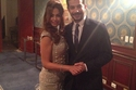 أجمل صور داليا مصطفى وزوجها شريف سلامة