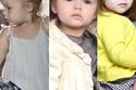 أجمل أزياء هاربر ابنة ديفيد وفيكتويا بيكهام التي تنافس والديها بالأناقة