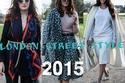 19 لوك لسيدات الأناقة من أسبوع لندن للموضة 2015
